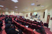 صور الجامعية : ندوة حول الصحة و السلامة و الوقاية من مرض كرونا (كوفيد19)
