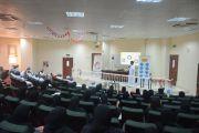 كلية صور الجامعية : اللجنة الوطنية للشباب تنفذ مختبرات الثورة الصناعية