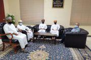 كلية صور الجامعية : زيارة وفد من ميثاق للصيرفة الاسلامية للكلية